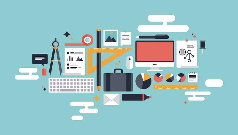Website creation tools