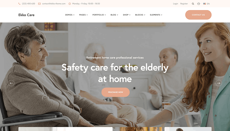Ekko Elder Care