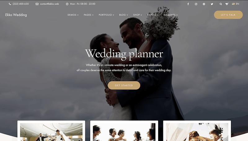 Ekko Wedding Planner