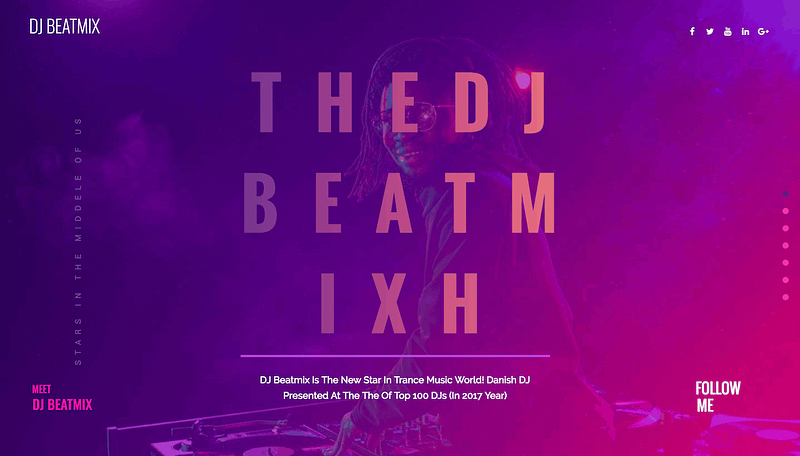 DJ Beatmix theme