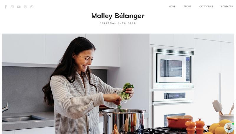 Molley Belanger