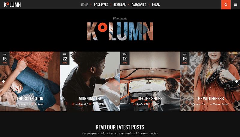 Kolumn New