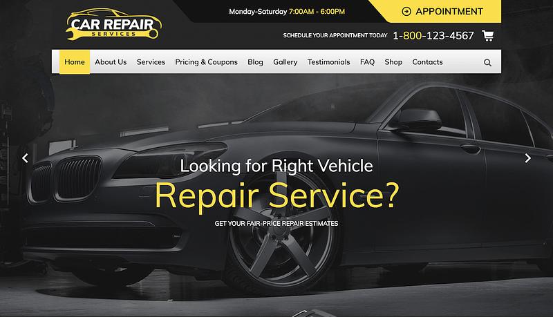 Auto Car Repair