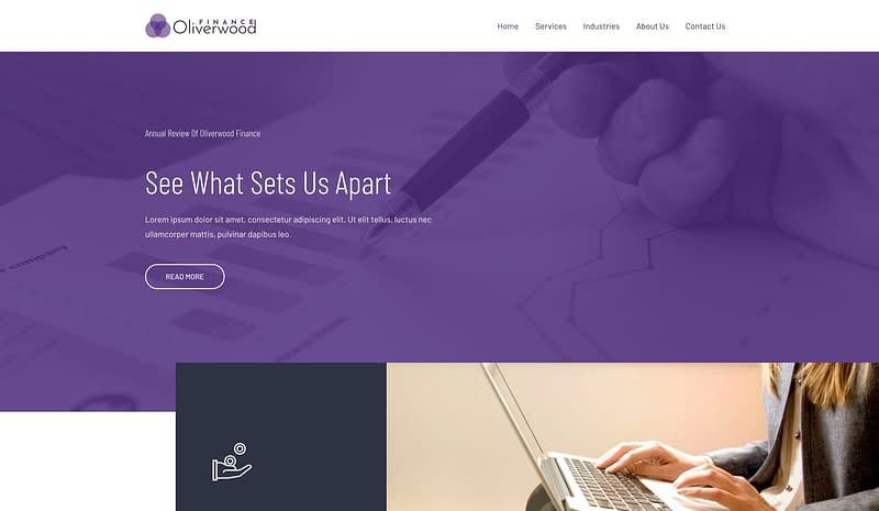 Astra financial advisor template