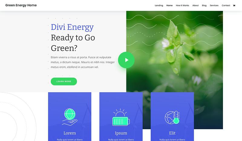 Divi Green Energy