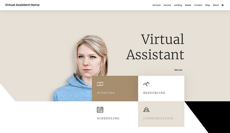 Divi Virtual Assistant