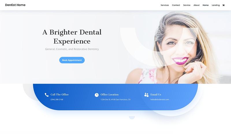 Divi Dentist