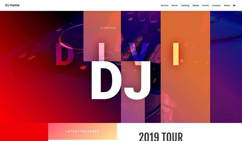 Divi DJ