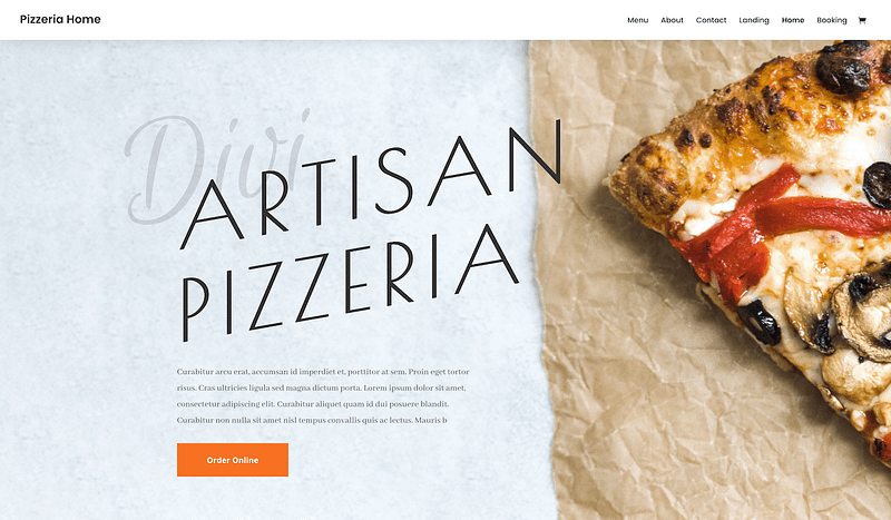 Divi Pizzeria