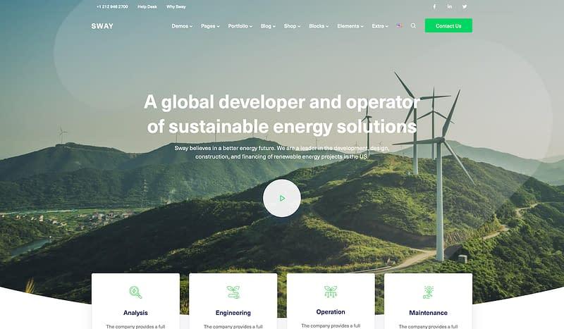 Sway Renewable Energy