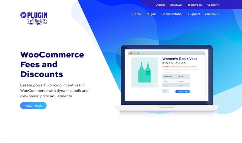 WooCommerce Fees & Dicounts Plugin