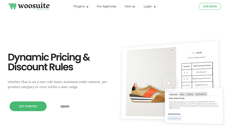 Dynamic Pricing & Discount Rules