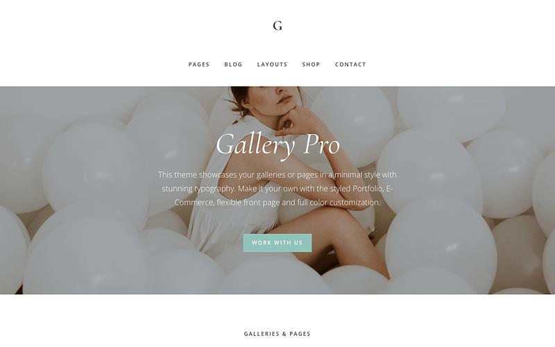 Gallery Pro