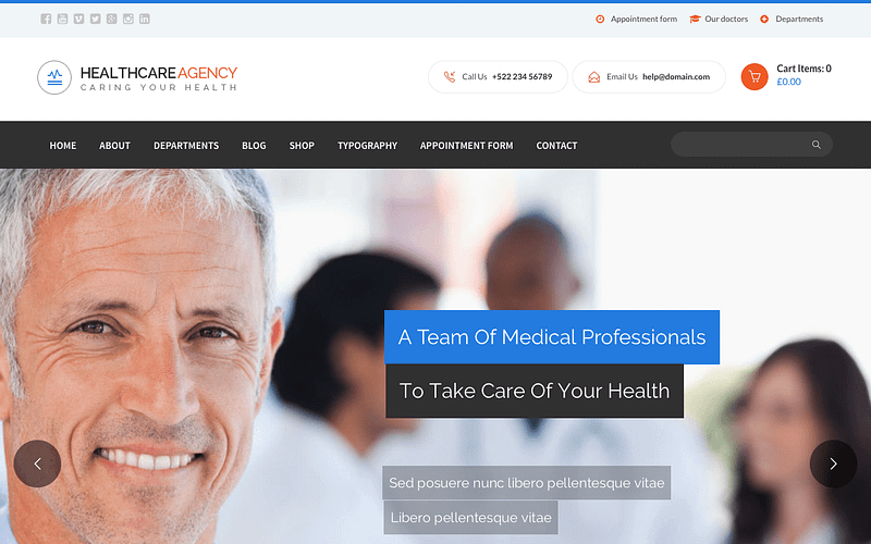 Healthcare Agency
