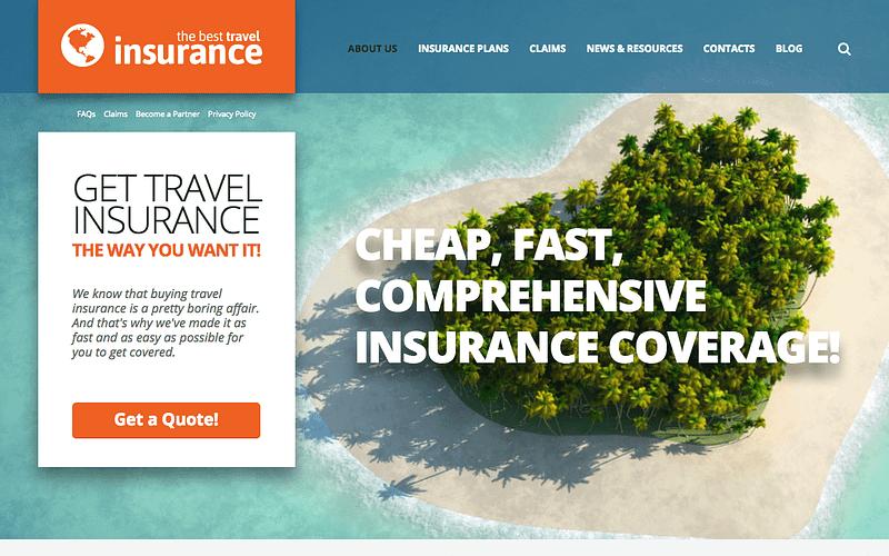 Travel Insurance Theme