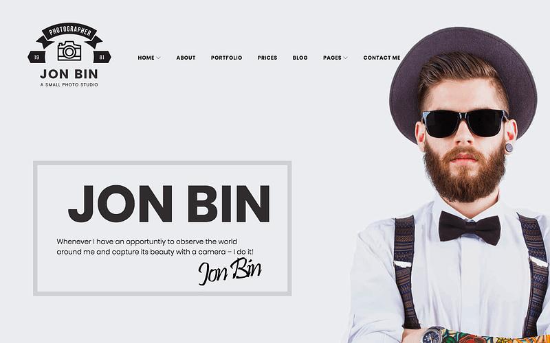 Jon Bin