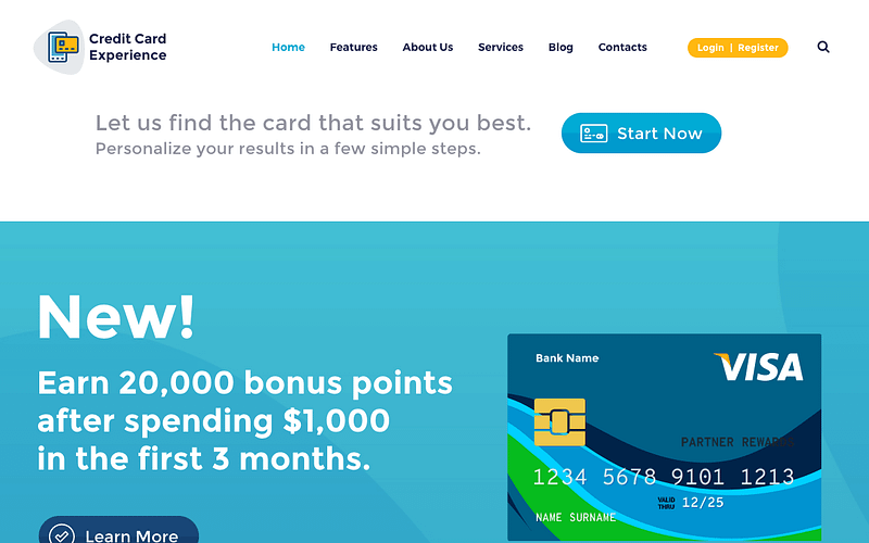 Credit Card Company