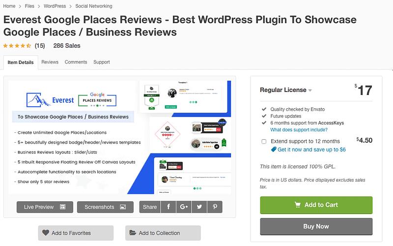 Everest Google Places Reviews