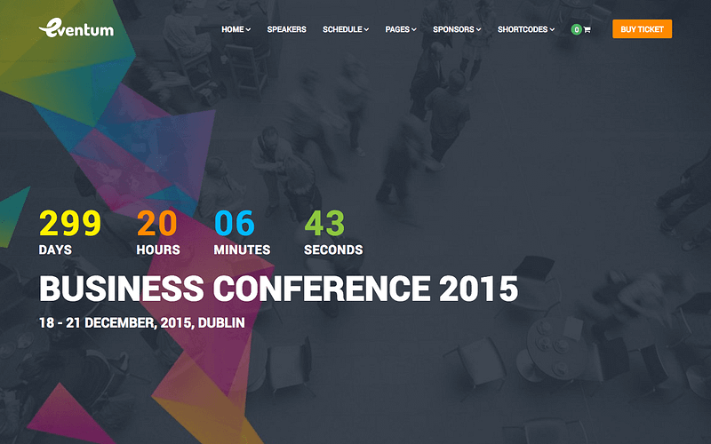 Eventum conference theme