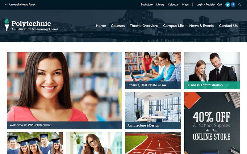 Polytechnic education theme