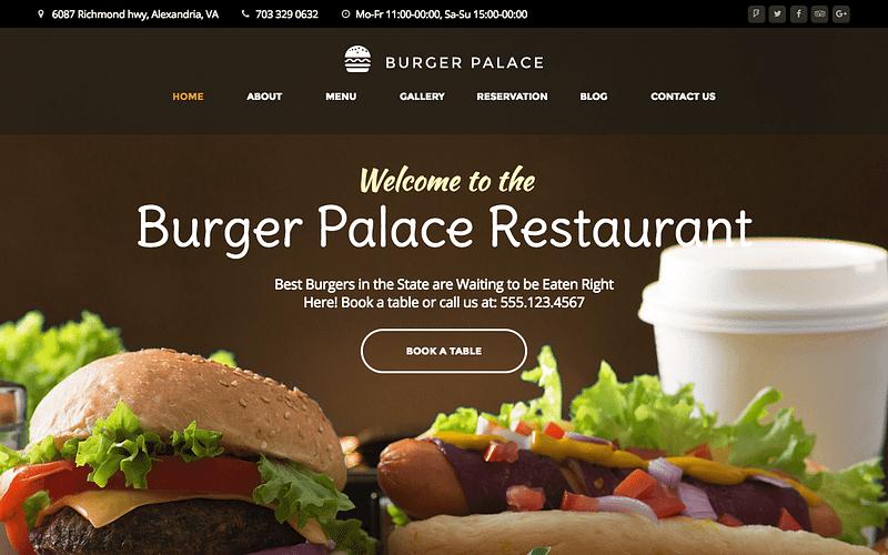 Burger Palace