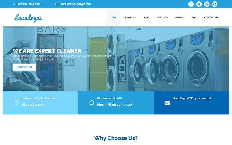 Laundrys
