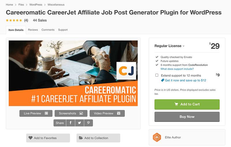 Careeromatic