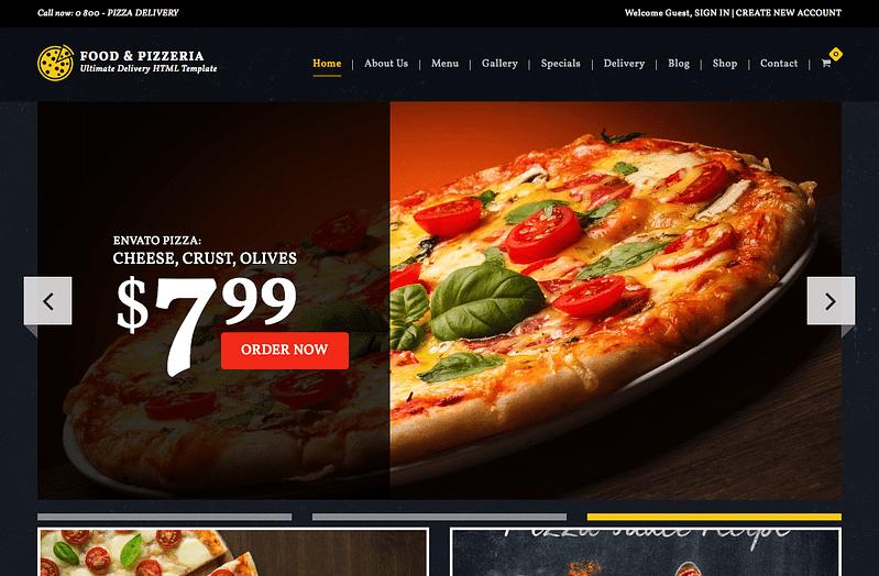 Food Pizzeria