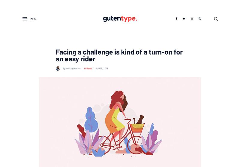 Gutentype