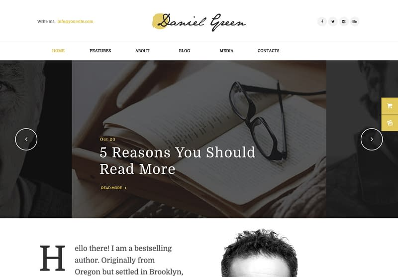 Blog For Writers