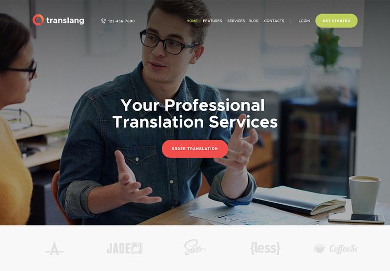 Translang theme