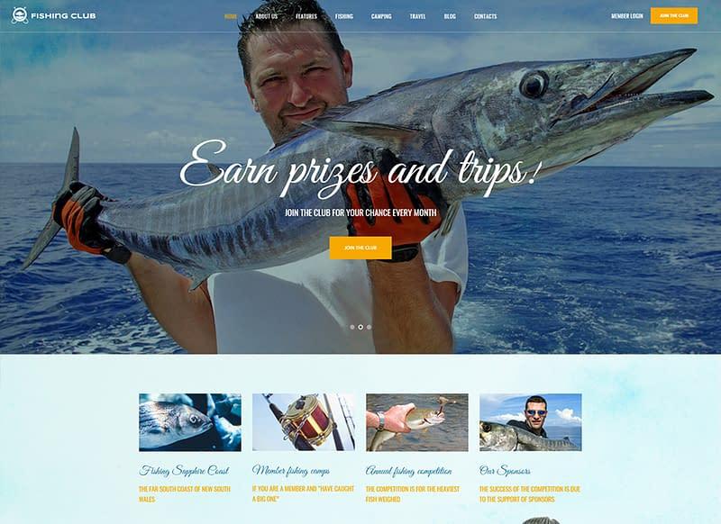 Fishing & Hunting Club