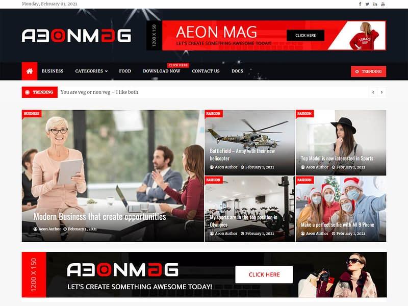 AeonMag
