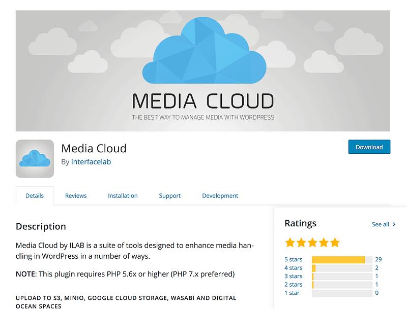 Media Cloud