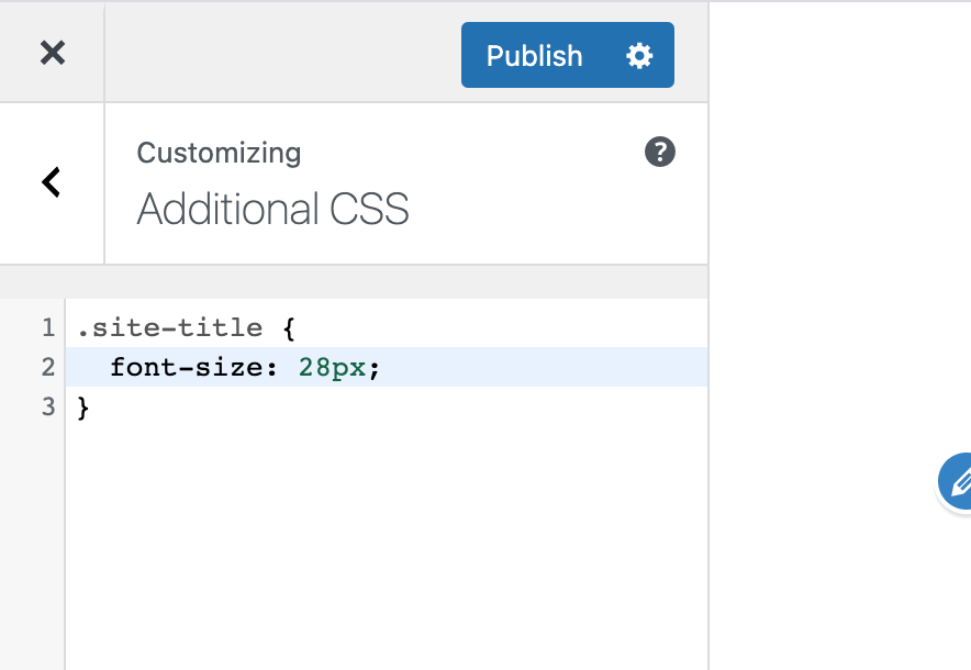 Css Added