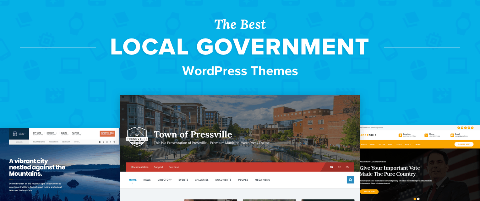 Top 6 Best Government Wordpress Themes For 2021 Compete Themes