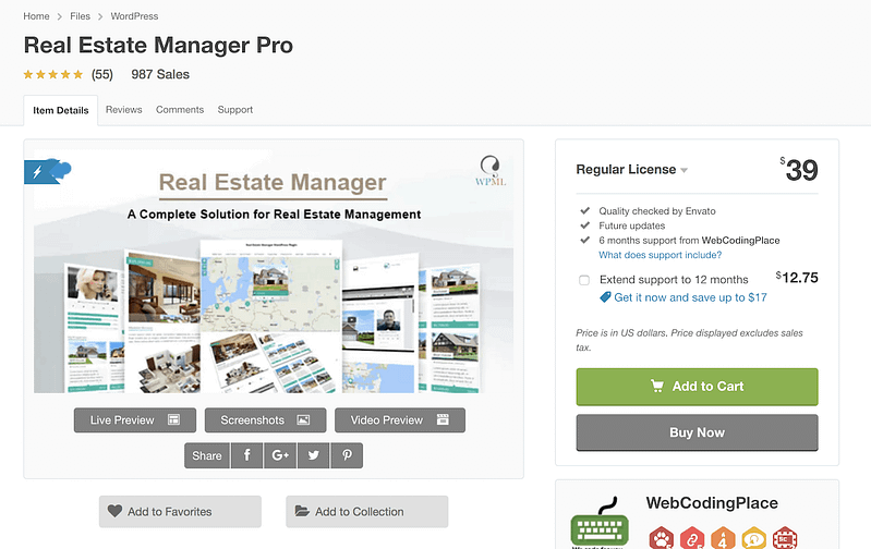 Real Estate Manager Pro