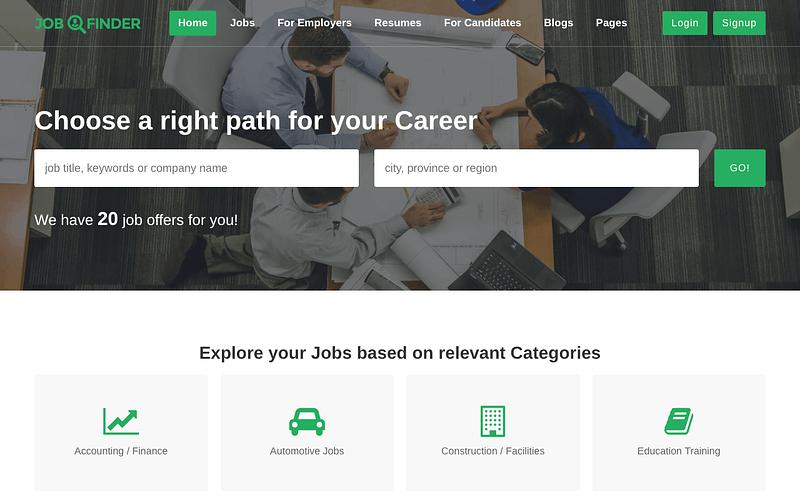 Job Finder