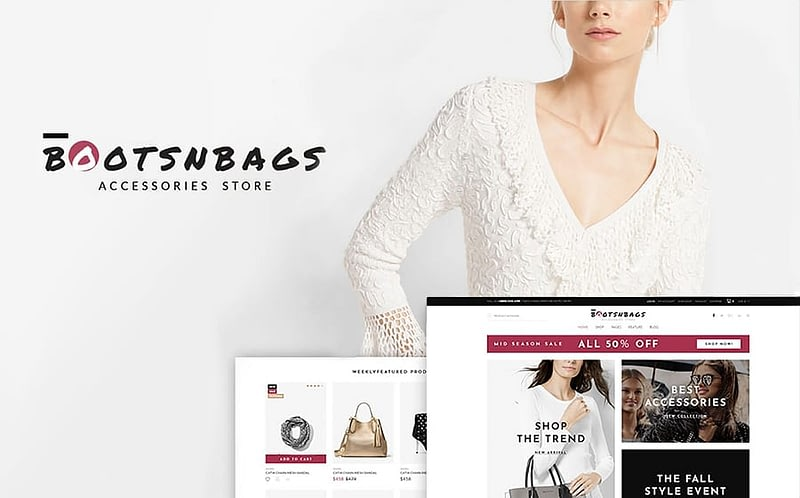 Bootsnbags WordPress themes