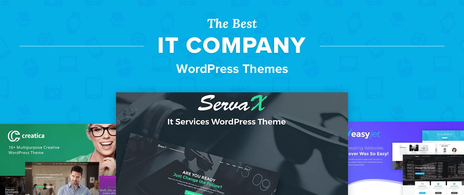 It Company Wordpress Themes