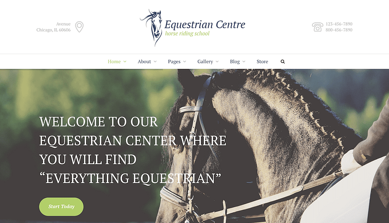 Equestrian Center