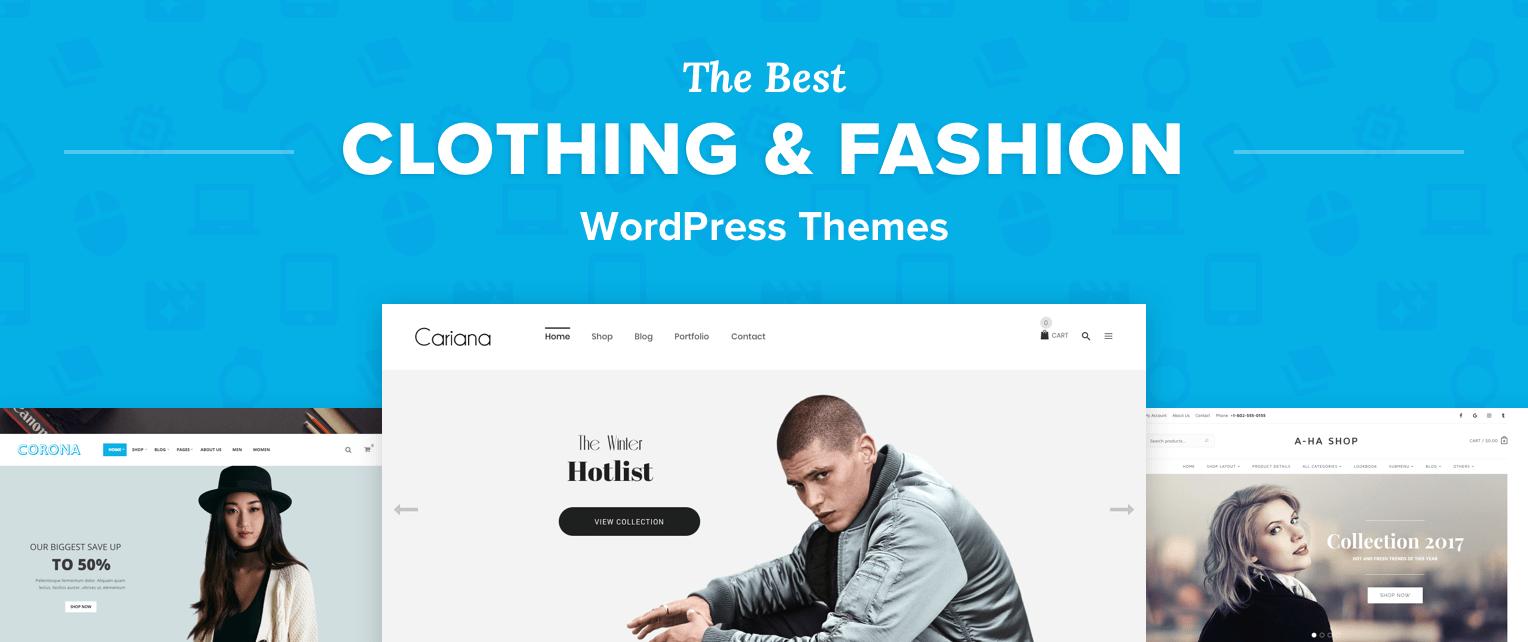 Clothing WordPress Themes