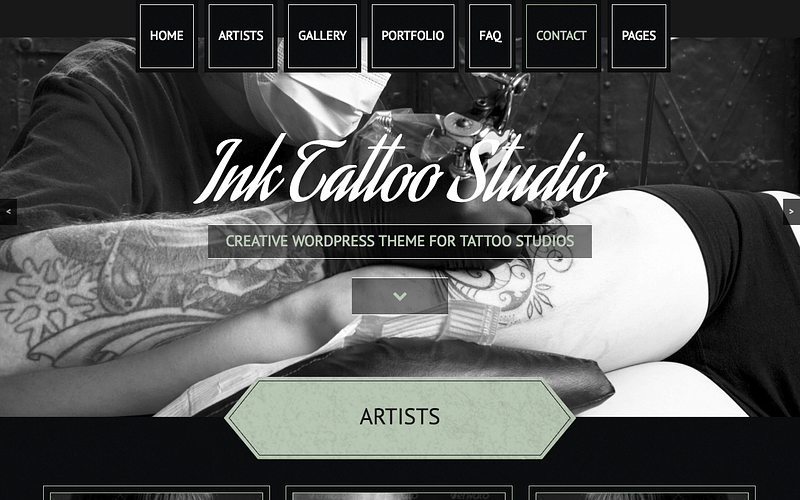 Ink Tattoo Studio