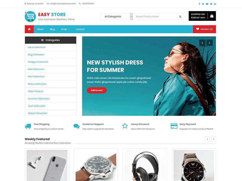 Easy Store