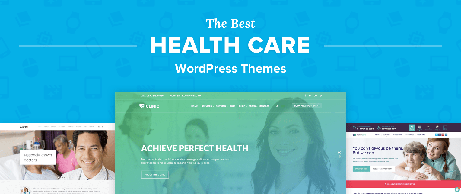 Health Care WordPress Themes