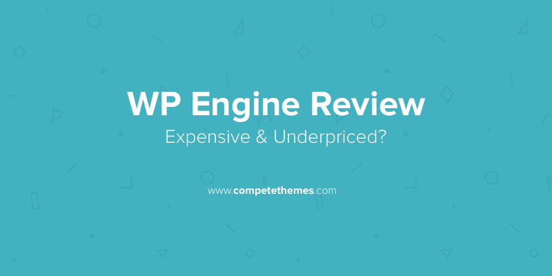 Price Review WordPress Hosting  WP Engine