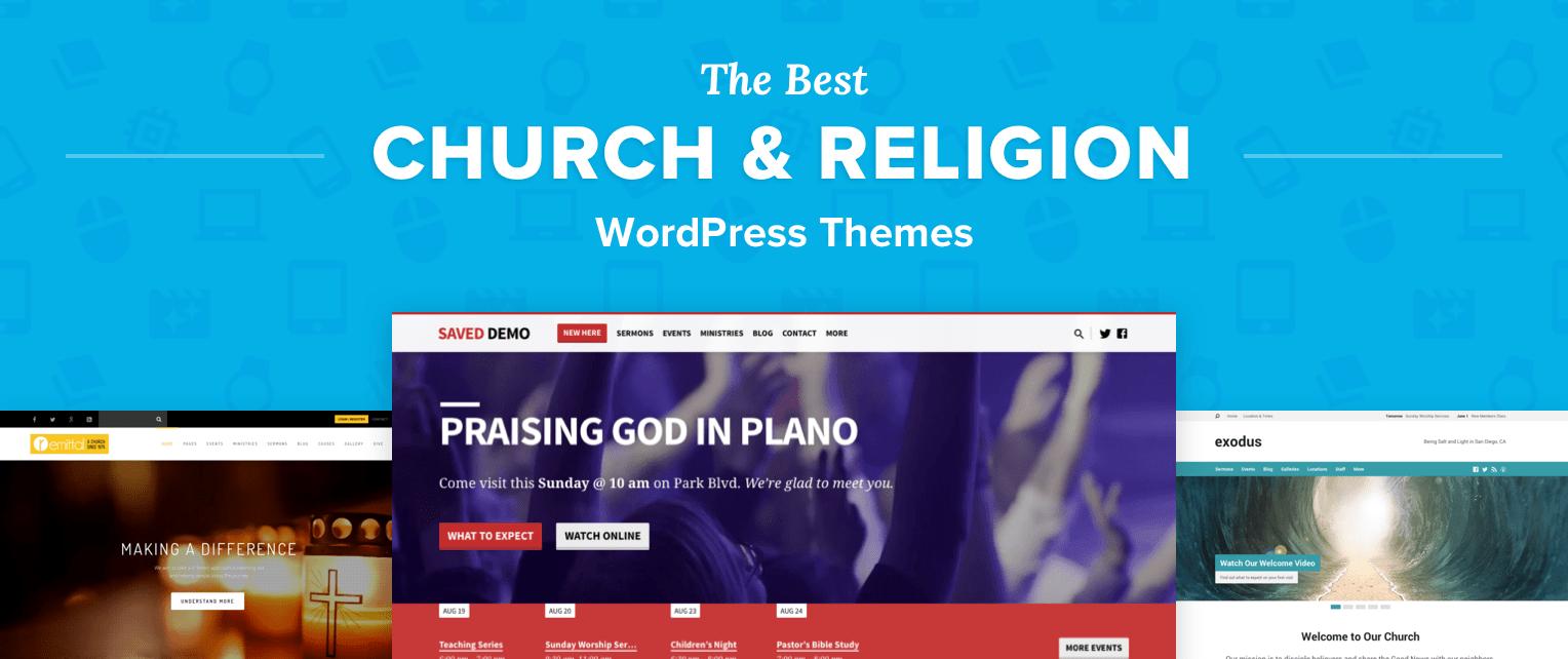 Church Wordpress Themes