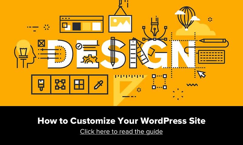 Customize WordPress