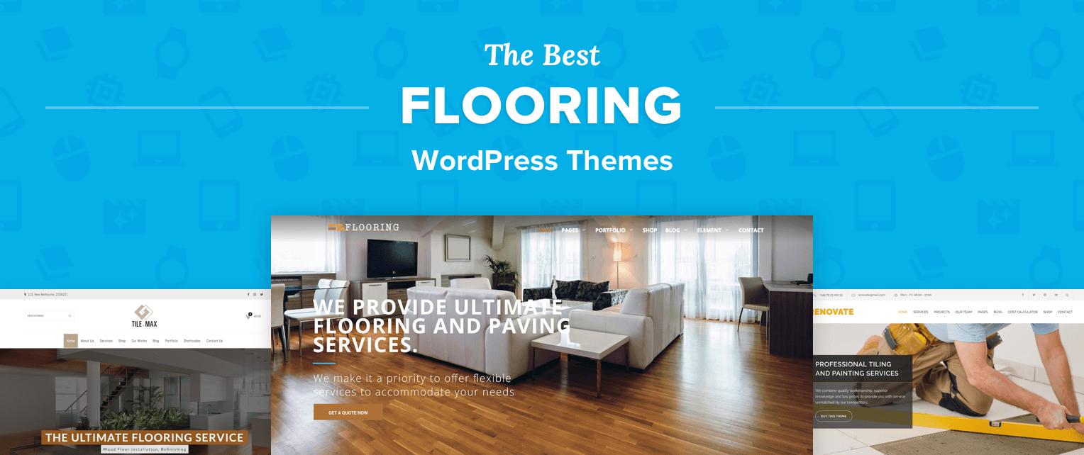 Flooring WordPress Themes