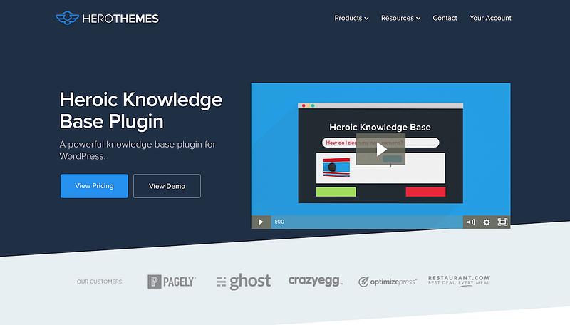 Heroic Knowledge Base